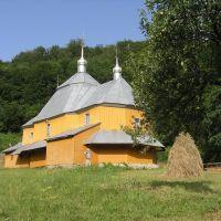 Храм Иоанна Сучавского, с.Виженка, Вижница