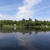 озеро, Герца