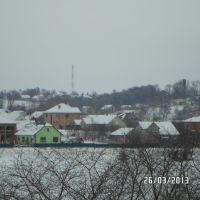 возле перекрёстка на с. хряцка и с. тернавка., Герца