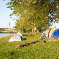 Camp, Заставна