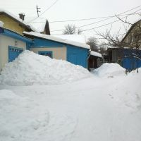 Зима. Снег. 22.12.2012, Заставна