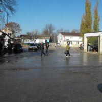 Автостанция 2, Кельменцы