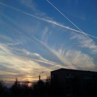 Jetmarks in the sky, Кельменцы