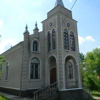 Храм баптистов, Кельменцы