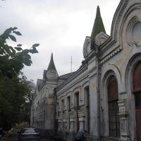 вокзал, поч. ХХ століття ♦ railway station, Новоселица