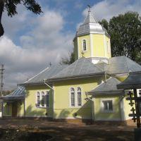 церква у Новоселиці, Новоселица