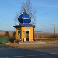 Капличка в селі Строїнці, Новоселица