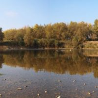 Panorama la Prut, Новоселица