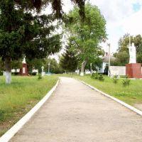 В парк, Сокиряны