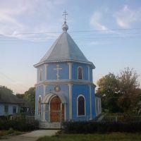 Чернівецька область, Сокиряни, Старообрядницька церква, Сокиряны
