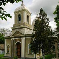 Петропавлівська церква, Сокиряны