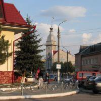 Center, Сторожинец