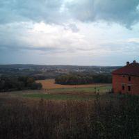 Вид с дороги, Сторожинец