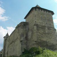 Castle, Хотин