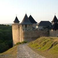 Khotin castle, Хотин