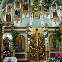 Хотин (Чернівецька обл.) - Церква св. Олександра Невського 1832 р., Хотин