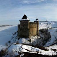 Хотиська фортеця (Khotyn fortress), Хотин