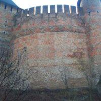 Хотинская крепость - одно из семи чудес Украины, Хотин