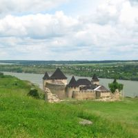 Хотинська фортеця, Хотин