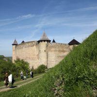 Хотынская крепость, Хотин