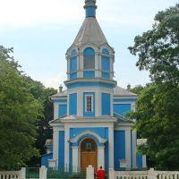 Хотин. Покровская церковь. 1867-68гг. Епархиальный стиль., Хотин