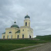 Церковь возле крепости, Хотин