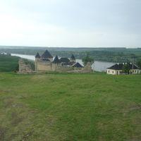 Крепость в Хотине, Хотин