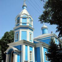 Хотин. Покровская церковь., Хотин