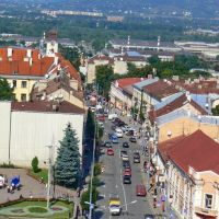 Golovna Street, Черновцы