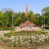 Monument (1946), Черновцы
