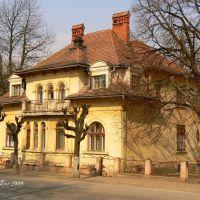 Frunze street, 5. Former Karlgasse, Черновцы