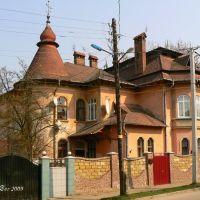 Frunze street, 31 (1911). Former Karlgasse, Черновцы