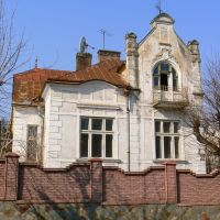 Frunze street, 22. Former Karlgasse, Черновцы