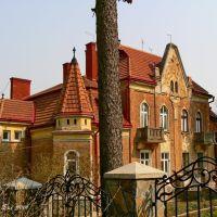Fedkowycha street, 27. Former Gartengasse, Черновцы