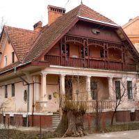 Sadowa street, 18, Черновцы