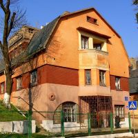 Fedkowycha street, 52. Former Gartengasse, Черновцы