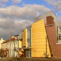 Corner of Cherwonoarmijska street and Sadowa street, Черновцы