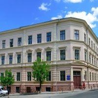 School (1883), Черновцы