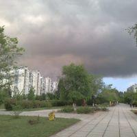аллея, Армянск