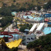Аквапарк (вид сверху) / Aquapark (top view), Кацивели