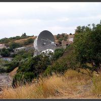 Радиотелескоп РТ-22 КрАО Кацивели, Кацивели