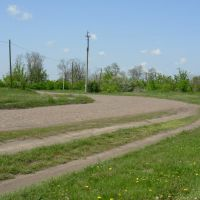 Стара дорога, Красногвардейск