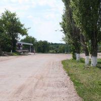 Центр, Красногвардейск