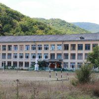 Здание школы, Краснокаменка