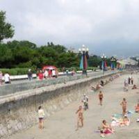 Panorama of Yalta, Ливадия