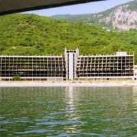 Ghost hotel in Yalta,Crimea / Hotel widmo na Krymie, Ливадия