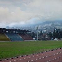 Городской стадион, Ливадия