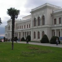 Livadiya Palace (Yalta Conferance-1945), Ливадия