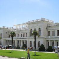 Palace of Tsars, Livadia, Jalta, Ливадия