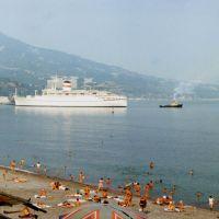 Советский лайнер, 1990 год, Ливадия